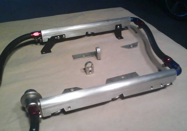 fuel rail to suit L67 Supercharged V6